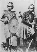 PRAJURIT BALI  TAHUN 1880
