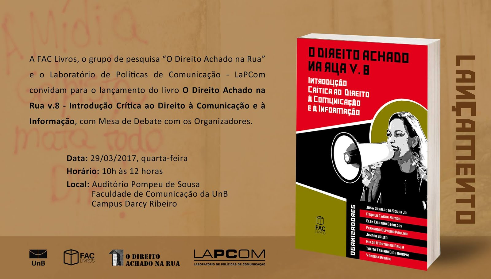 "Livro ""Introdução Crítica ao Direito à Comunicação e à Informação"""