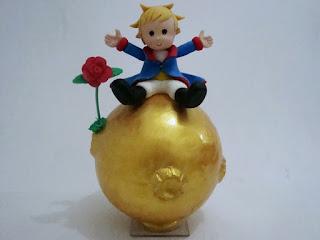 Pequeno Príncipe de biscuit