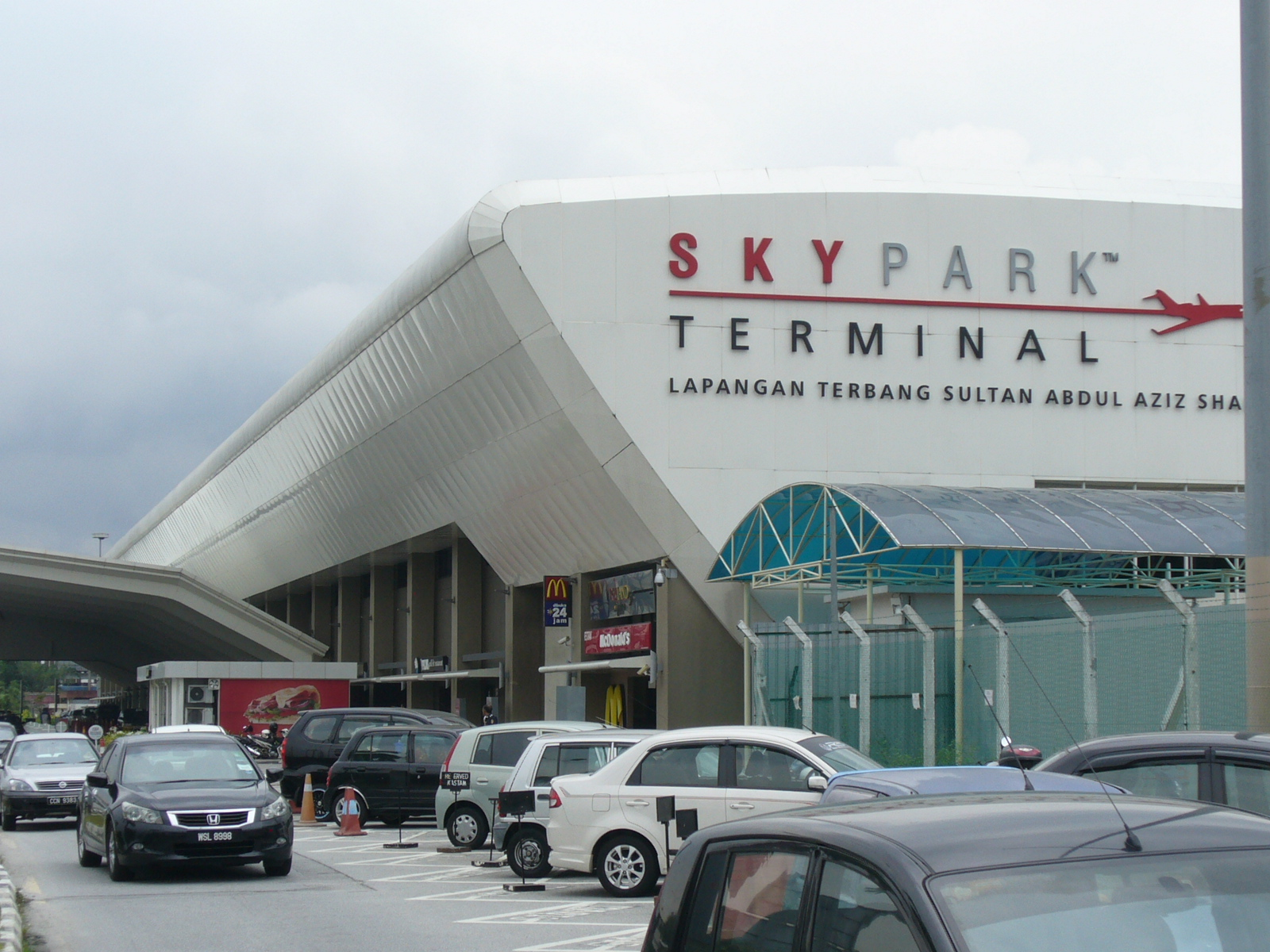 Subang, the old Kuala Lumpur International Airport now termed as a 'Sky Park' and base to a flying club along with a host of aviation related business's  linked mainly to aircraft servicing and maintenance.