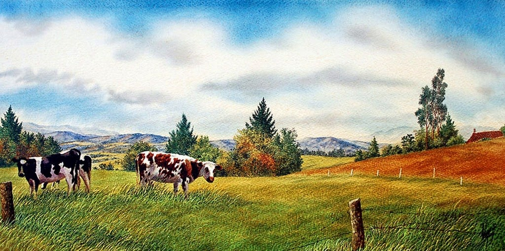 arte-paisajes-de-pueblos-al-oleo