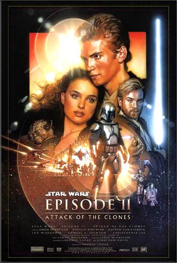 Star wars episodio ii. el ataque de los clones