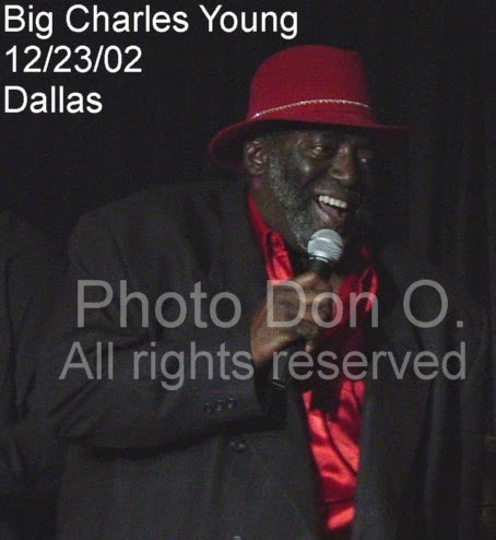 R.I.P. Big Charles Young