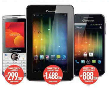 Harga Smartfren Tablet September 2012