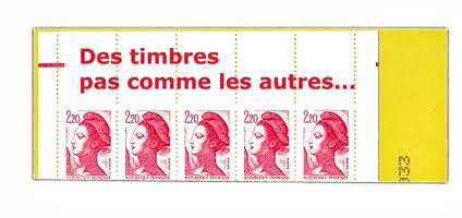 Des timbres pas comme les autres...