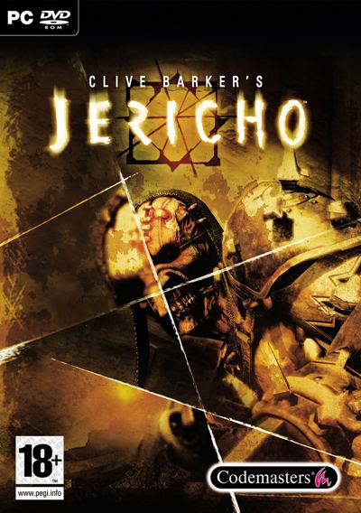 Clive Barkers Jericho PC Full Español DVD5