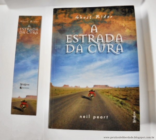Livro Ghost Rider A Estrada da Cura, Neil Peart, Editora Belas-Letras, capa, sinopse, trechos, onde comprar, Rush