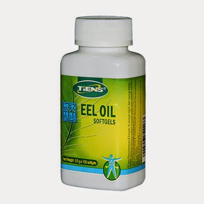 10 (sepuluh) Manfaat Eel Oil Softgel - produk dari Tiens Syariah