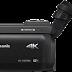 CES: Het nieuwe camcorderassortiment van Panasonic