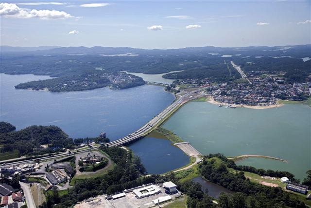 Billings pretende transpor essa água para o braço limpo da represa que abastece o sistema Rio Grande