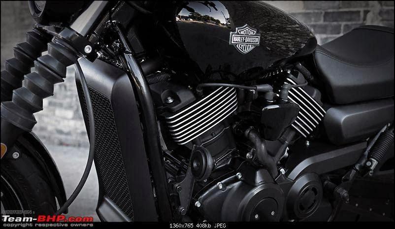 Foto Harley-Davidson Street 750