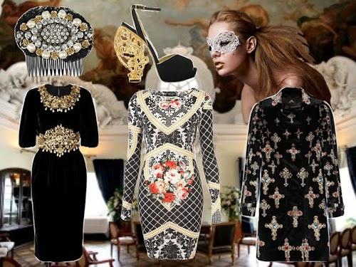 The barocco fashion symphony ♥