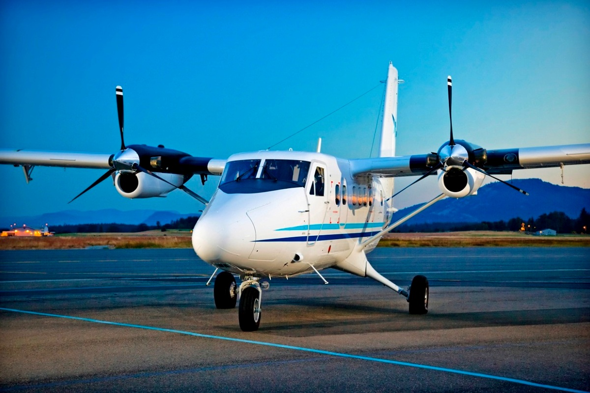 Twin Otter Series 400 Aircraft 1