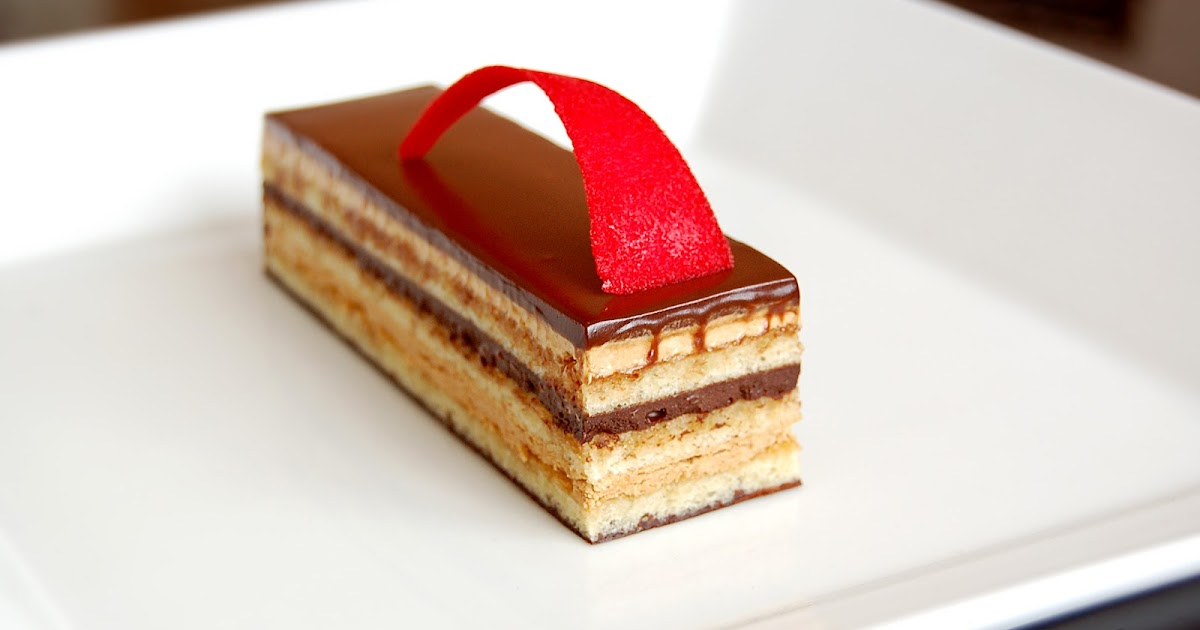 French Chocolate Gateau Recipe