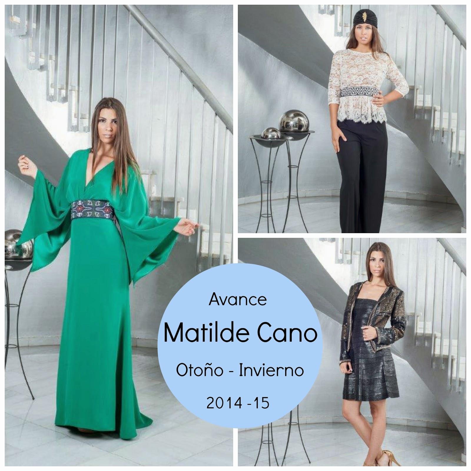 Matilde Cano Colección Otoño Invierno 2014 2014 blog bodas mi boda gratis