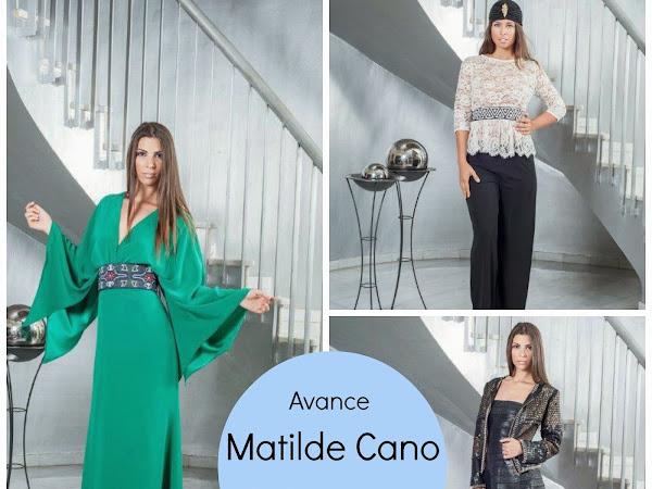 Matilde Cano Avance Colección Otoño-Invierno 2014-15