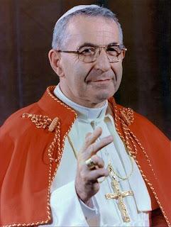 Efímero el papado del que fuera cardenal Albino Luciani, muerto en extrañas circunstancias