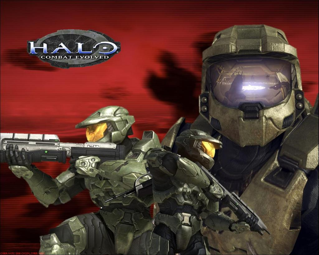Halo HD & Widescreen Wallpaper 0.684950595056273