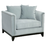 Sofa Single Seater White