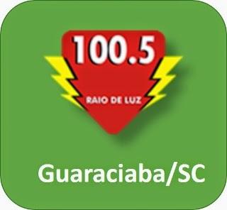 Rádio Raio de Luz FM de Guaraciaba SC ao vivo