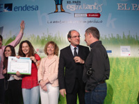 Premio el Pais de los Estudiantes