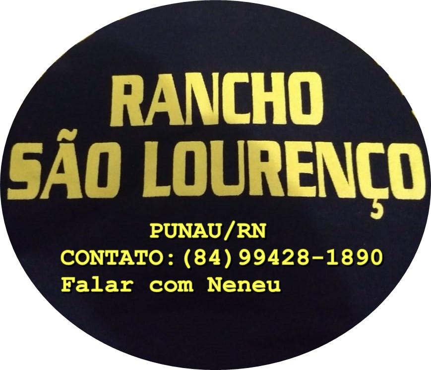 RANCHO SÃO LOURENÇO - PUNAÚ/RN - PARCEIRO