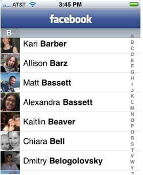 Chat Facebook Para celular