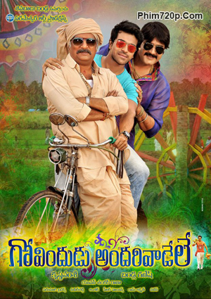 Govindudu Andarivadele 2014 poster