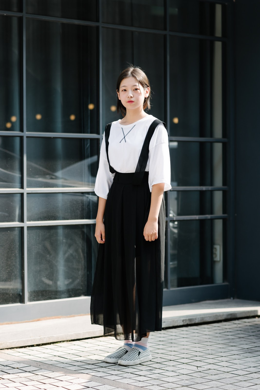 Seoul street fashion - alex finch