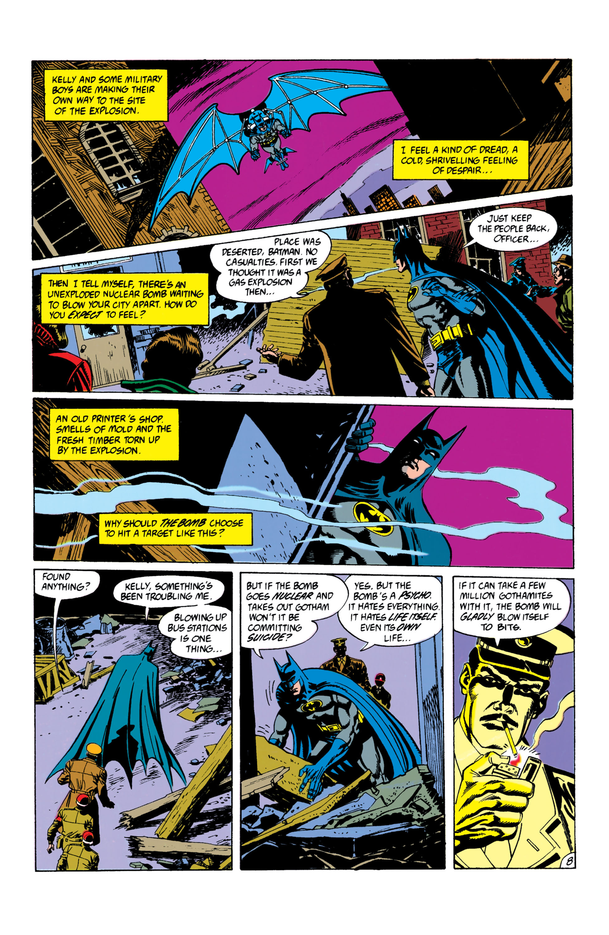 Detective Comics (1937) Issue #638 Page 9