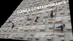 A aulas de dança contemporânea com a Companhia em 2017. Recomeçaram em 13 de março!