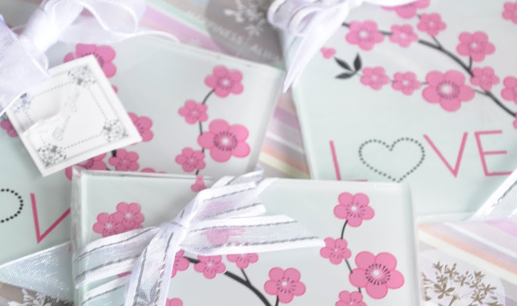 Wedding Gift Tag Malaysia : FavorArt, wedding favor and gifts in malaysia: WED1070 Cherry Blossom ...
