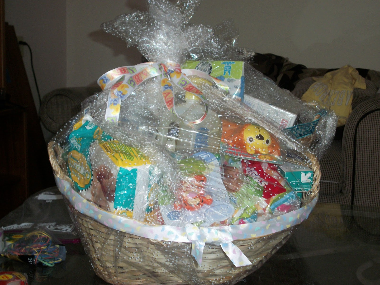 Baby Gift Basket Business : Lalita s amazing baskets c