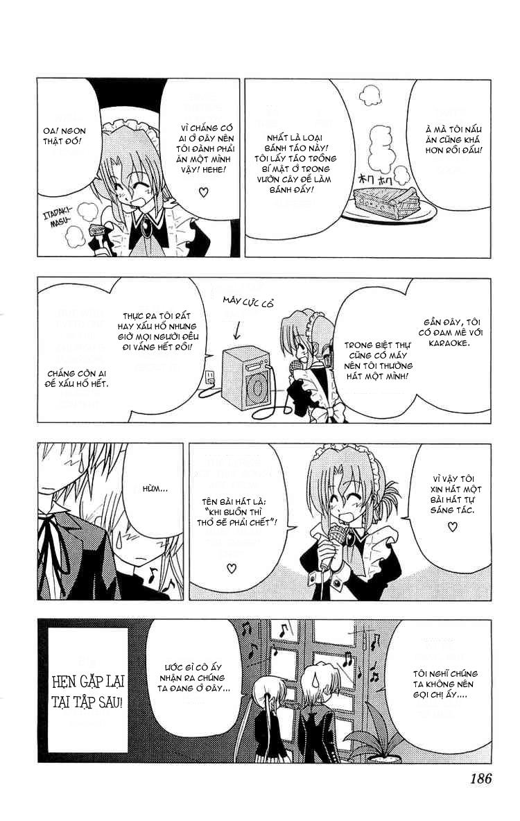 Hayate No Gotoku! trang 20