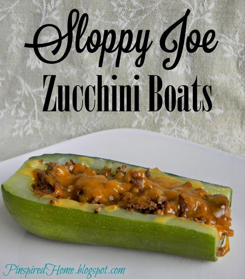 http://pinspiredhome.blogspot.com/2014/07/sloppy-joe-zucchini-boats-or-yellow.html