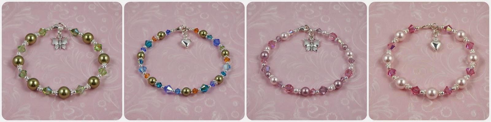 Ladies jewellery range