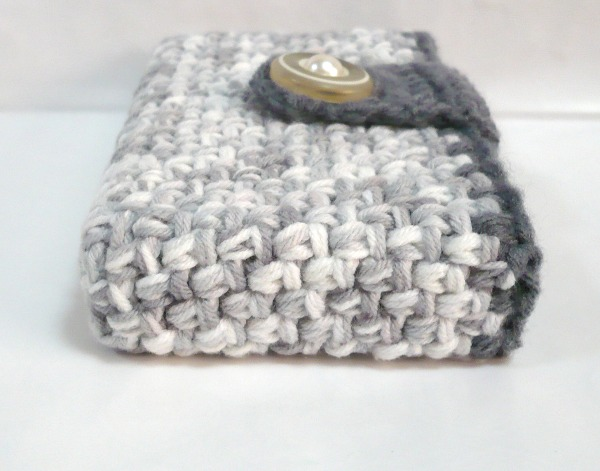 Nicely created for you crocheted business card credit card holder for sale in my etsy shop httpmelbashoppesy colourmoves