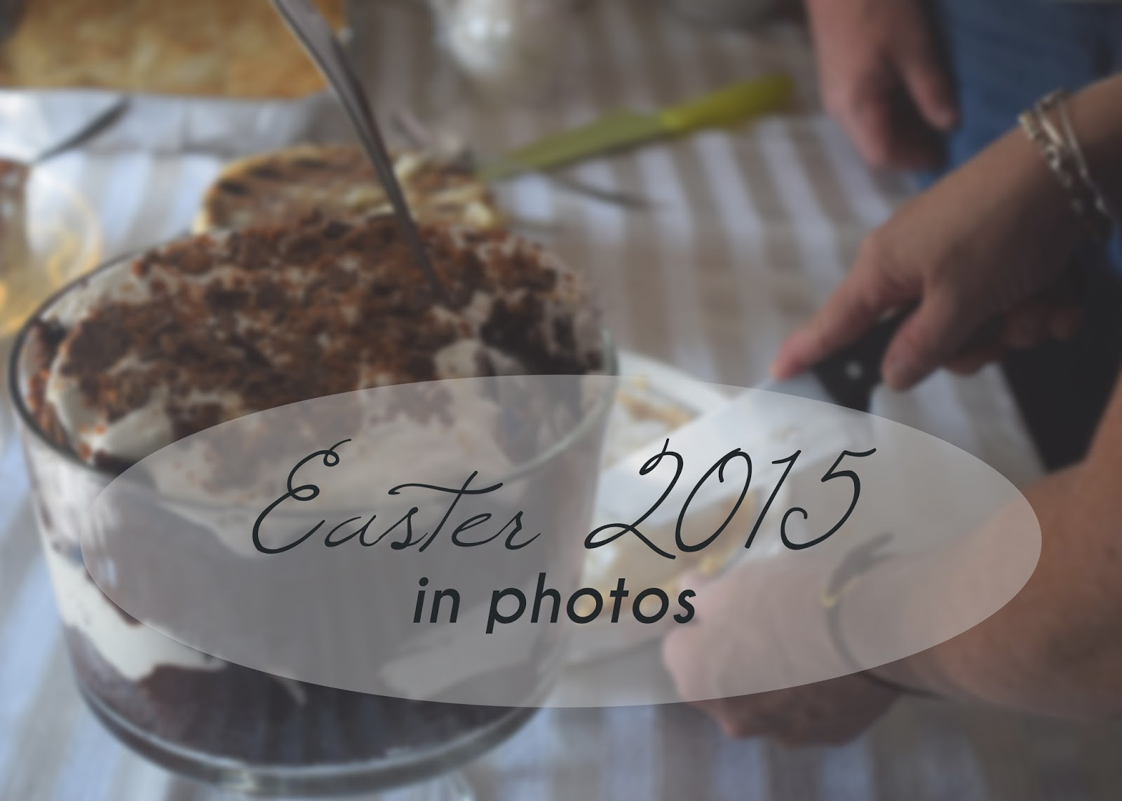 Easter 2015 in Pictures | Pennies & Paper Blog