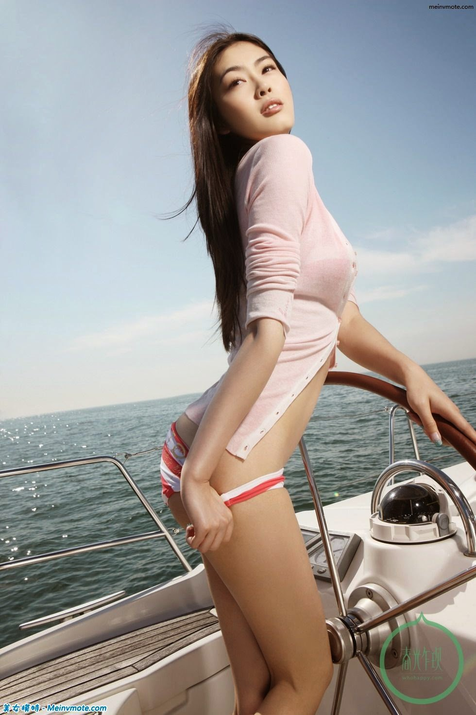 Angels on the yacht who desires Chunguangwaixie