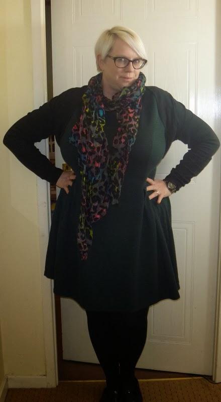 30 Days 30 Dresses Day 2 Natty Nikki Plus Size Blogger