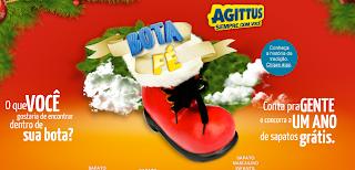 "Concurso Cultural ""Natal quero mais Agittus"""