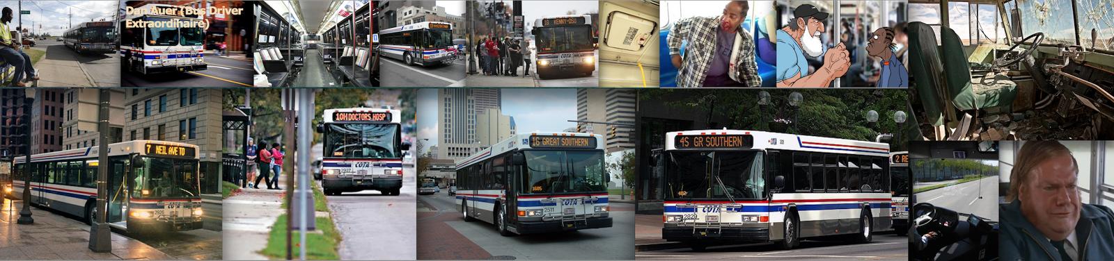 Dan Auer  (Bus Driver Extraordinaire)