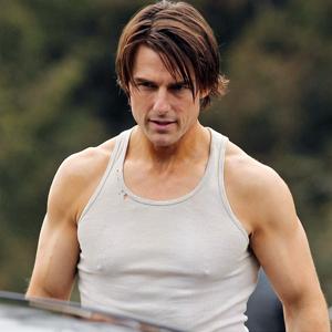 Tom Cruise Hot Photos