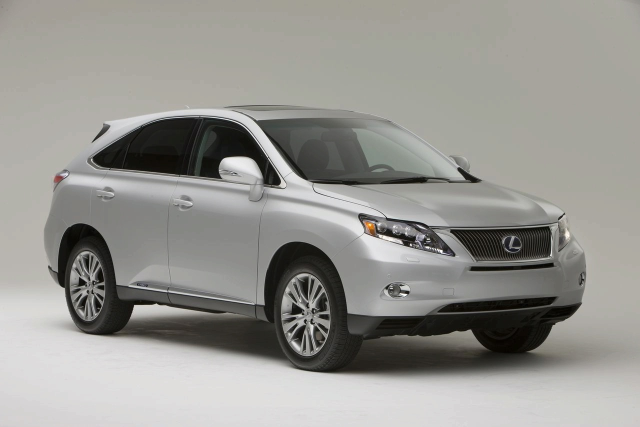 hd wallon  Lexus Rx 350 Wallpaper