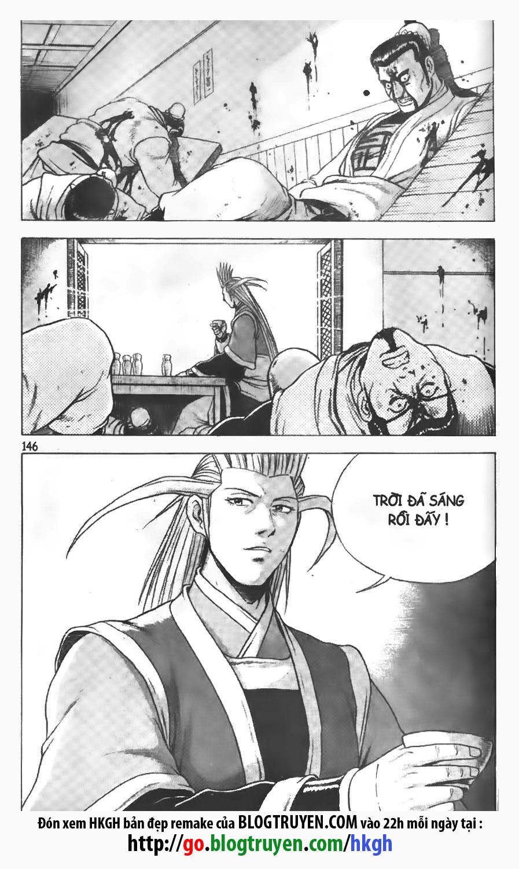 Hiệp Khách Giang Hồ chap 199 page 18 - IZTruyenTranh.com