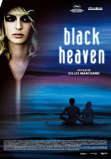poster de black heaven