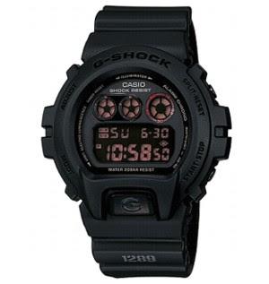 jam tangan casio g shock dw-6900ms-1dr
