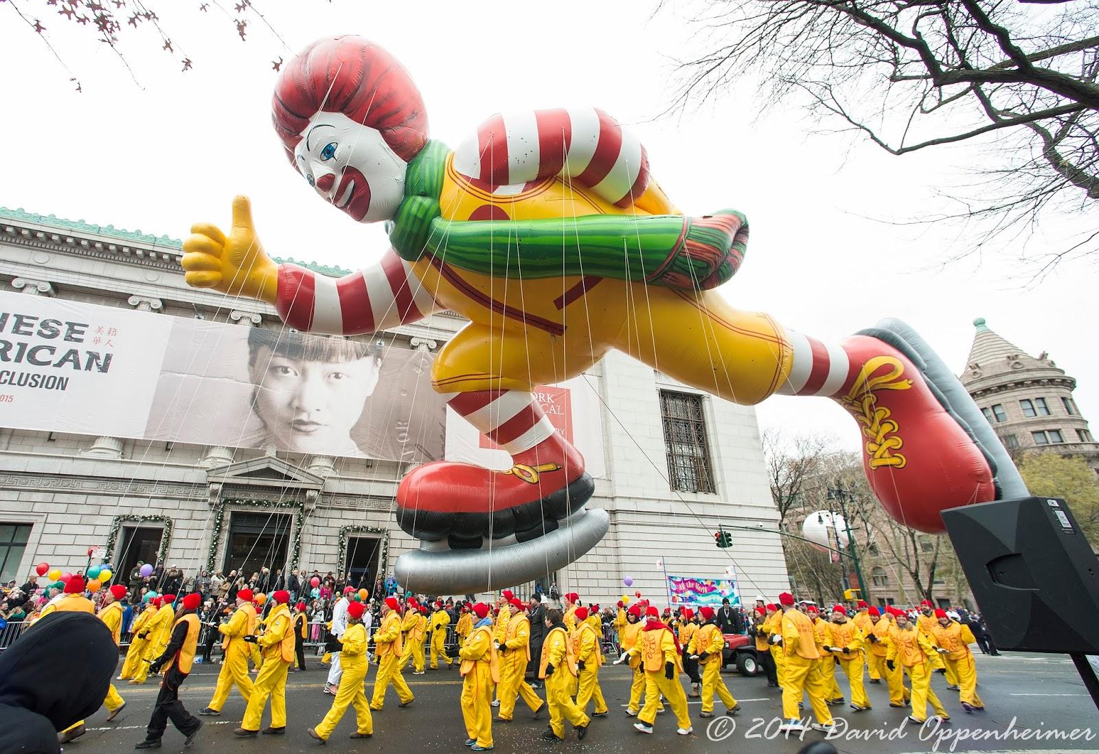 Ronald McDonald by McDonald's