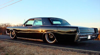 Lincoln Continental 68