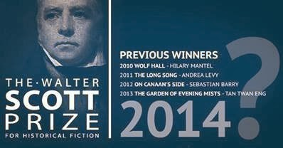 The Walter Scott Prize for Historical Fiction 2014